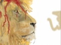 Speed Drawing | Imam Ali, the Lion of Allah | English