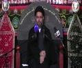 9th Majlis Muharram 1438/2016 Yad-E-Imam Hussain As Ayatullah Syed Aqeel Al Gharavi at Babul Murad Centre London-Urdu