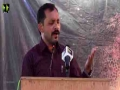 [Youm-e-Hussain as] Br. Waseem ul Hasan - Federal Urdu University karachi - Muharram 1438/2016 - Urdu