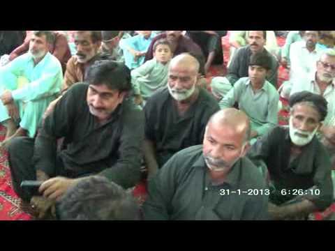Sindhi-(دين جي حقيقت ۽ اسان جون ذميواريون حصو پنجون( الف