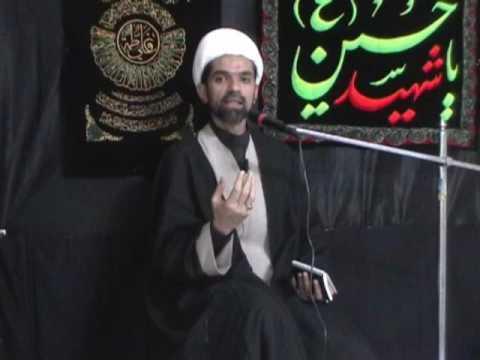 [04-Majlis 3rd Muharram 1438H] Maulana Mehdi Abbas | Topic: اسلام سے اسلام تک - Urdu