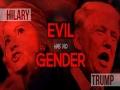 #Hillary or #Trump: Evil Has No Gender | English