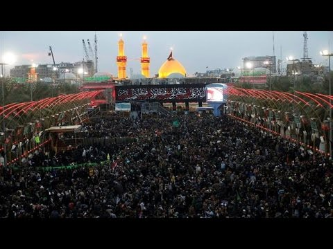 [22 November 2016]  Millions in Iraq\'s Karbala to observe Arba\'een | Press TV English