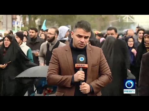 [22 November 2016] Iranians commemorate Arba'een | Press TV English