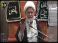 [Clip] - عزاداری مصیبتوں کے مقابلے میں صبر کا درس | H.I. Ghulam Abbas Raisi - Urdu