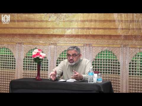 Zavia - Comparative Analysis of Current Affairs by Maulana Syed Ali Murtaza Zaidi Nov....