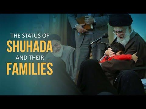 The Status of the Shuhada and their Families | Imam Sayyid Ali Khamenei | Farsi sub English