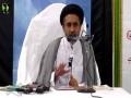 [Day 02] Topic: Seerat Payghamber-e-Rehmat (saww) | H.I Muhammad Haider Naqvi - 1438/2016 - Urdu