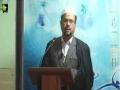 [Friday Sermon] 06 January 2017 | Professor Zahid Ali Zahidi - Karachi University - Urdu