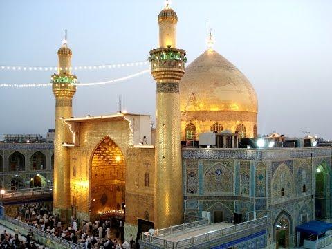 [20 March 2017] Muslims mark birth of Sayyeda Zahraa in Najaf - English
