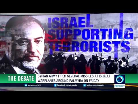 [19 March 2017] The Debate - Israel Supporting Terrorists - English