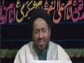 [Dua kumail] Molana Syed Jan Ali Shah Kazmi - Mashad - 16 March 2017 - Arabic/Urdu