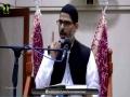 [05] Tafseer-e-Surah-e-Yousuf   Moulana Mubashir Zaidi   Mah-e-Ramzaan 1438 - Urdu