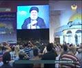 Speech -  السيد حسن نصرالله في يوم القدس العالمي- 23062017 - Arabic