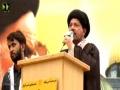 [Markazi Youm Al-QUDS Rally 2017]  Speech: Molana Baqir Zaidi | Karachi - Urdu