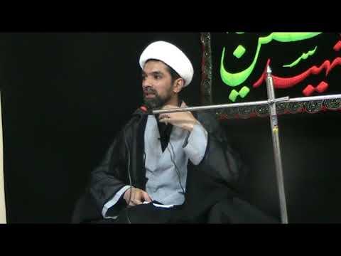 [02] Topic: دینِ امامت اور امامتِ دین | Maulana Mehdi Abbas | Muharram 1439H - Urdu