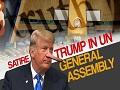 Satire   Trump in UN General Assembly   English