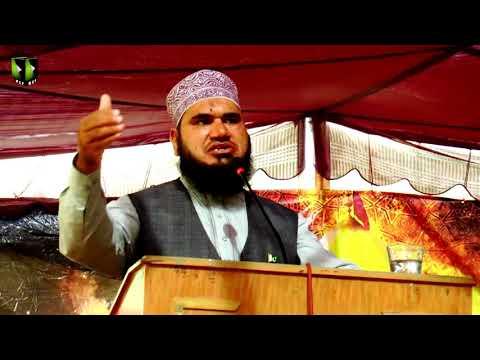 [Youm-e-Hussain as] Speech: Mufti Mukarram Qadri | Federal Urdu University Karachi | Muharram 1439/2017 - Urdu