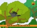 Kids Cartoon with advice - Clever Wolf - Hindi Urdu