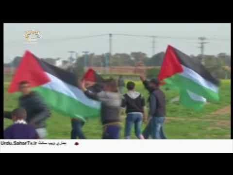 [04Mar2018] صیہونی فوجیوں کے ہاتھوں ایک اور فلسطینی شہید - Urdu