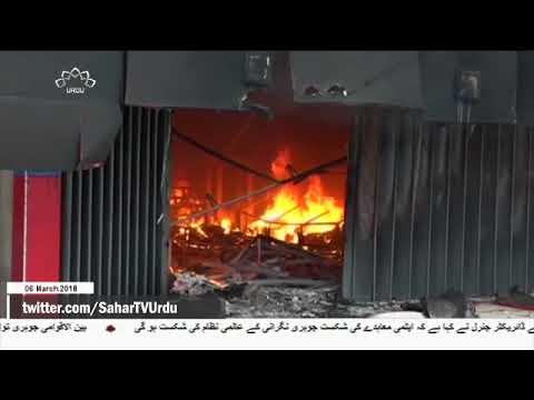 [06Mar2018] سری لنکا کے شہر کینڈی میں مسلمانوں کے مراکز اور گھروں پر بدھ