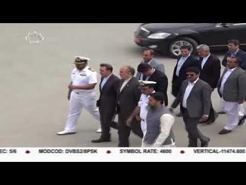 [13APR2018] ایران کے وزیر نقل و حمل کا دورہ پاکستان- Urdu