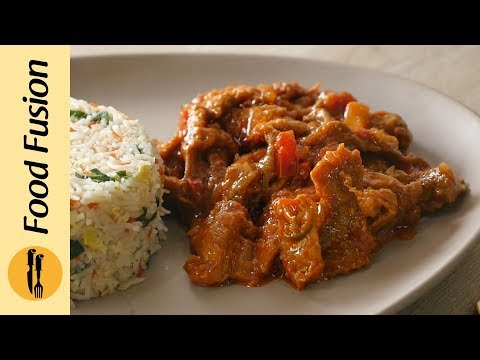 [Quick Recipes] Hot & Spicy Beef - English Urdu