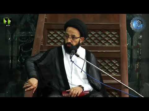 [Dars 2] Topic: Qurani Zindagi Kay Usloob | H.I Syed Sadiq Raza Taqvi | Mah-e-Ramzaan 1439 - Urdu