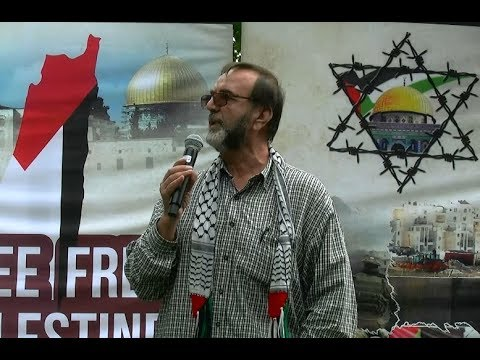 [AlQuds Day 2018 Toronto] Speech by Br  Ali Mallah -English
