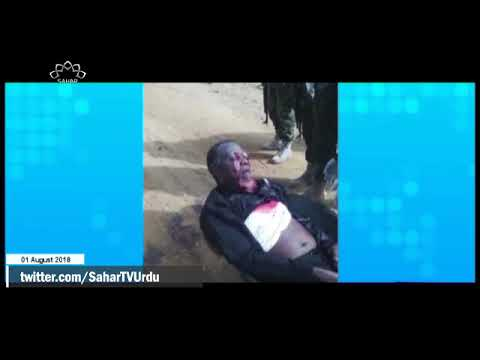 [01Aug2018] نائیجیریا کی عدالت کا اسلامی تحریک کے کارکنوں کو رہا کرنے