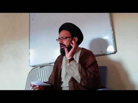 [Lecture] Topic: Tehrefaat -e- Ashura - تحریفاتِ عاشورا    H.I  Sadiq Raza Taqvi - Urdu