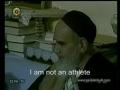 Imam Khomeini with Iranian Athletes - Farsi sub English