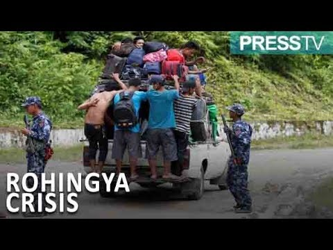 [19 November 2018] Myanmar police shoot, injure four in raid on Rohingya camp - English