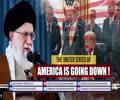 MUST WATCH   The United States of America is Going Down!   Farsi Sub English