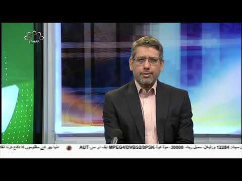 [22Dec2018] پرامن واپسی مارچ پر صیہونی فوجیوں کا وحشیانہ حملہ-Urdu