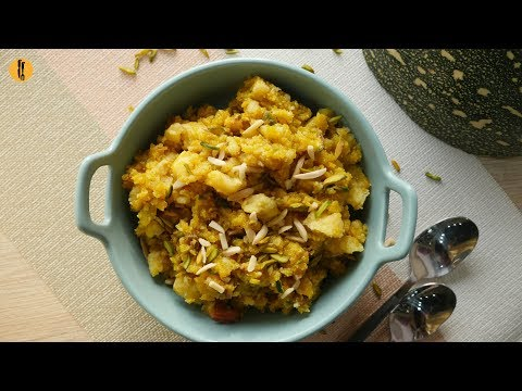 [Quick Recipe] Pethe Ka Halwa - English Urdu
