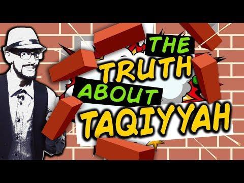 LIAR LIAR! 10 Questions About Taqiyyah   BISKIT   English