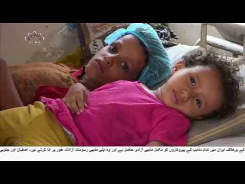 [01Jan2019] سعودی عرب یمن میں فائر بندی کی خلاف ورزی پر مصر  - Urdu