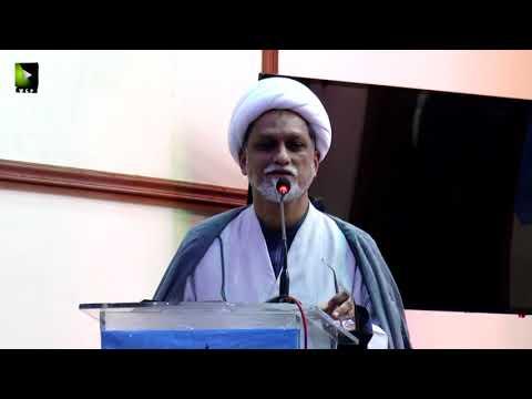 Convocation Ceremony BIS | H.I Aqeel Moosa - Urdu
