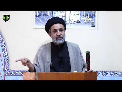 [ Friday Sermon ] H.I Muhammad Haider Naqvi | 01 Feb  2019 - Urdu