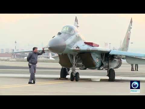 [02 Feb 2019] Iran's Air Forces showcase their latest capabilities - English