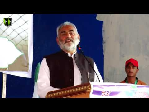 [Speech] Janab Sajid Ali Kazmi | Youm-e-Ali (as) | Asghariya Org. Convention 2019 - Urdu