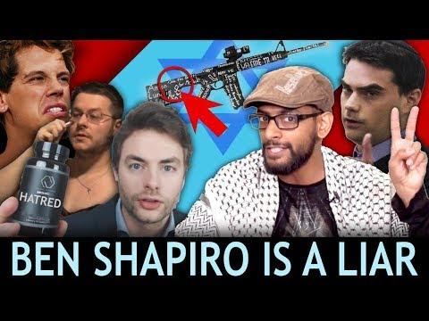 Dangerous Islamophobia EXPOSED | Ben Shapiro is a Liar | Milo Yiannopoulos, Paul Watson...