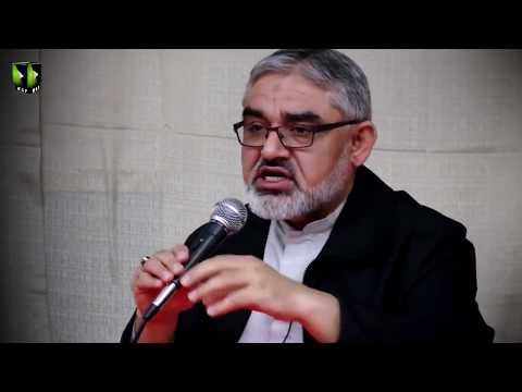 [Clip] مشکل وقت میں کیا کریں؟   H.I Syed Ali Murtaza Zaidi - Urdu