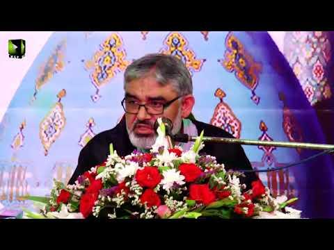[Shab-e-Nema Shaban] Topic: Tajeel Zahoor Wa Marfat-e-Imam-e-Zamana   H.I Ali Murtaza Zaidi - Urdu