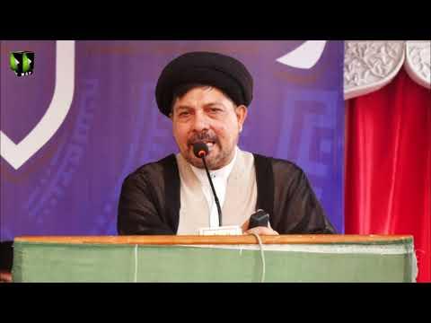 [Speech] H.I Syed Baqir Zaidi   Wahdat Islami Conference   05 May 2019 - Urdu