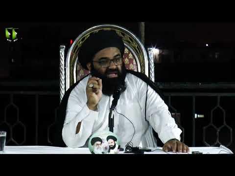 [4] Ma\'arif Quran : Surah Muhammad saww | H.I Kazim Abbas Naqvi | Mah-e-Ramzaan 1440 - Urdu