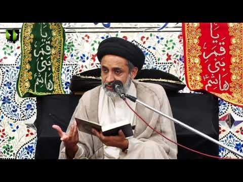 [5] Tafser-e-Quran : سورہ البقرہ کی منتخب آیات | H.I Muhammad Haider Naqvi | Mah-e-Ramzaan 1440 -