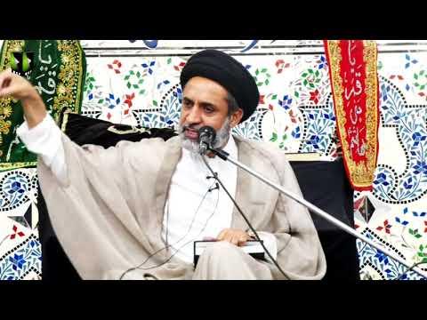 [10] Tafser-e-Quran : سورہ البقرہ کی منتخب آیات | H.I Muhammad Haider Naqvi | Mah-e-Ramzaan 1440