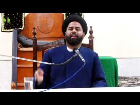 [Lecture 2] Topic: عصرِ حاضر کے انحرافات | Moulana Ali Afzaal Rizvi | Mah-e-Ramzaan 1440 - Urdu